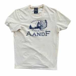 - Abercrombie and Fitch Graphic T-Shirt Me…